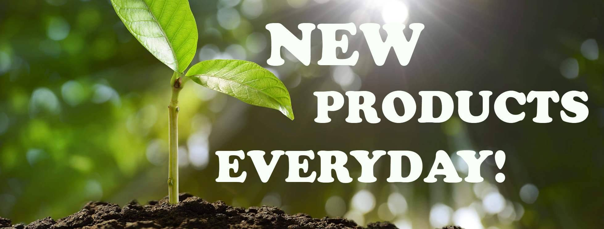 New Products Everyday