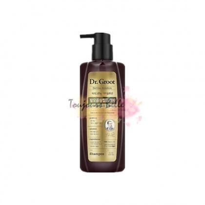 DR GROOT Anti-Hair Loss Shampoo - For Oily Scalp 400ml 养发秘帖洗发精(控油蓬松发)