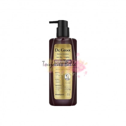 DR GROOT Anti-Hair Loss Shampoo - For Weak Hair 400ml 养发秘帖洗发精(细软扁塌发)