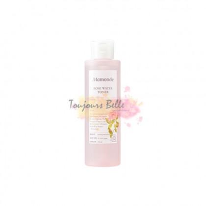 MAMONDE Rose Water Toner 250ml 梦妆玫瑰蔷薇花精华爽肤水