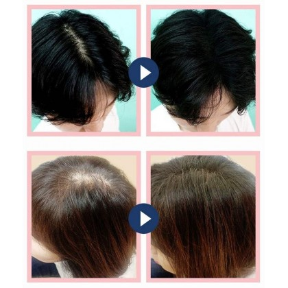 WITHME So Much Hair Making Mist - Natural Brown 发根遮瑕喷雾【自然褐】120g
