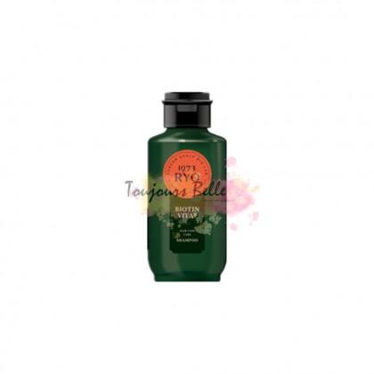 RYO Heritage Biotin Vita 8 Hair Loss Care Shampoo 吕生物素维他命洗发水 180ml