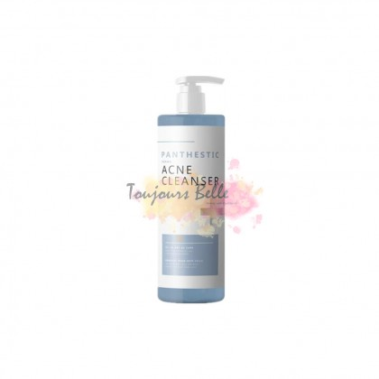 WITHME Panthestic Derma Acne Cleanser 氨基酸怯痘低敏沐浴露 500ml